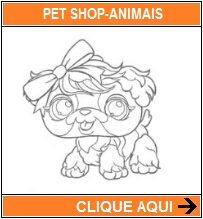 Pet Shop, Agropecuária e Animais no Parque Humaitá
